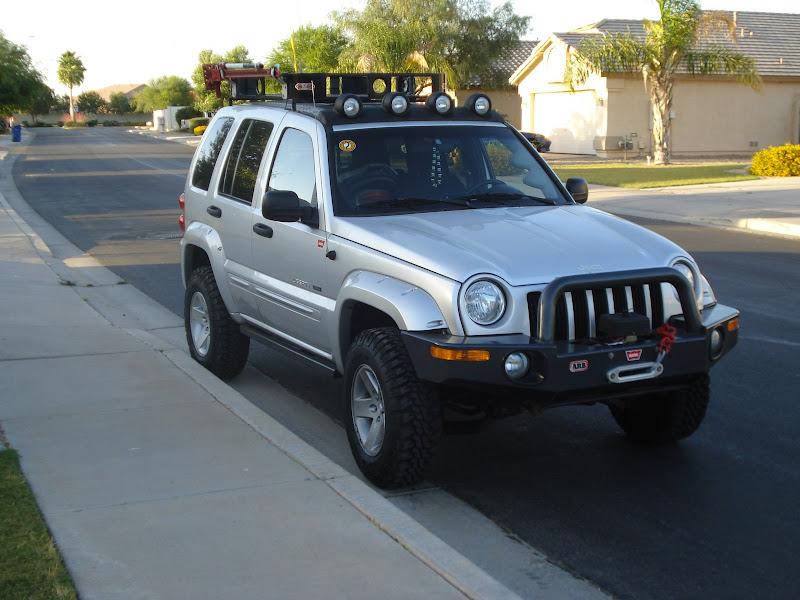 Flyingwen S 2002 Jeep Liberty Kj Expedition Portal