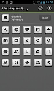 ZJobskeyboard GO Reward Theme - screenshot thumbnail