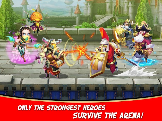Castle Clash v1.2.73 Mod APK [Latest] - screenshot