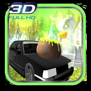 Akıllı Telefonlar için Muhteşem Bir Oyun: Şahin Cadılar Bayramı 3D