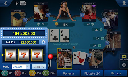 Poker Romania 4.5.111 screenshot 250818