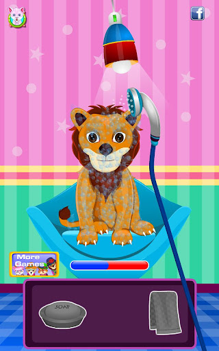 寶貝寵物醫生 - 換裝 玩家庭片App免費 玩APPs