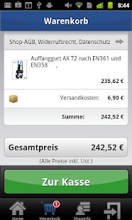 godo-shop.de - screenshot thumbnail