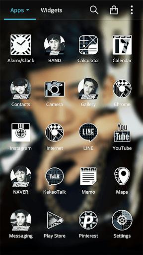 GOT7_BamBamドドルランチャーテーマ|玩個人化App免費|玩APPs