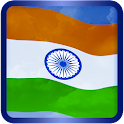 Salute To Flag Of India HD LWP