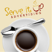 Serve it up Advertising