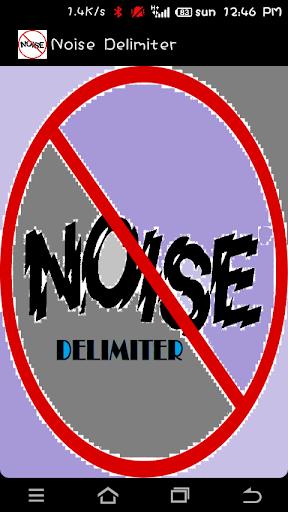 NoiseDelimeter
