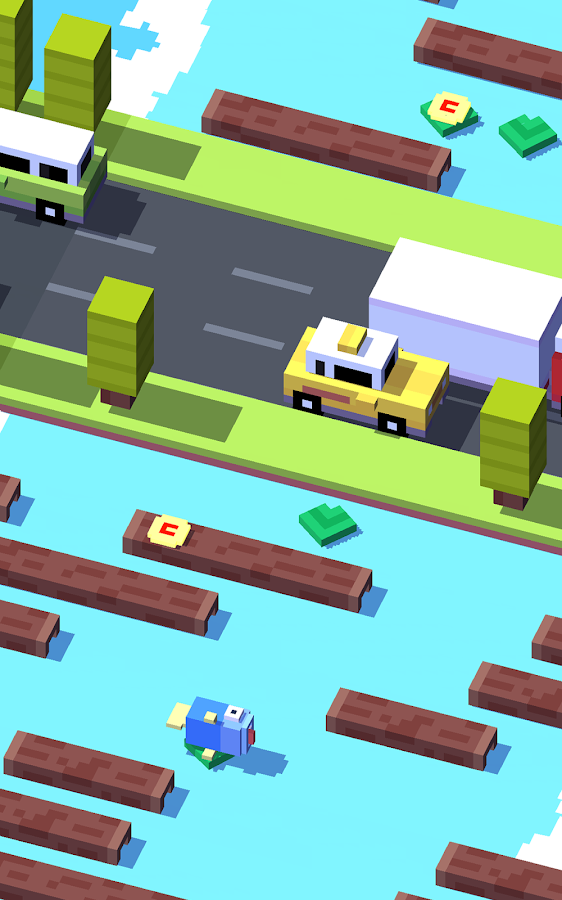 Crossy Road- screenshot