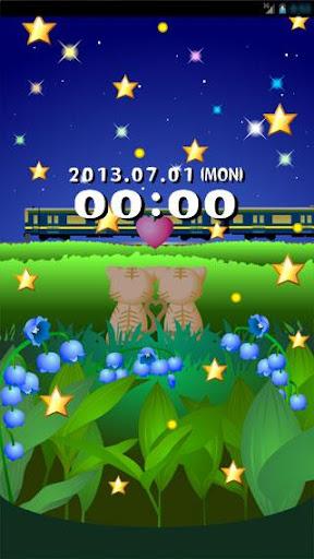 恋の夜行列車 -ライブ壁紙-