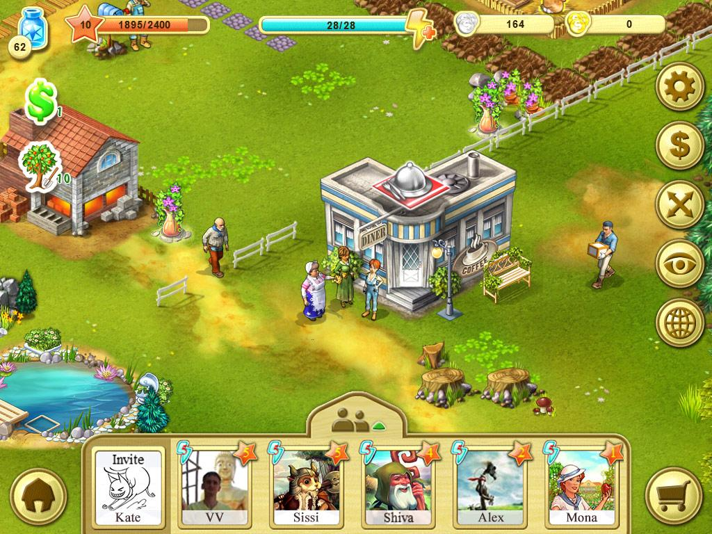 Farm Up - screenshot
