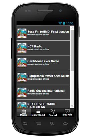 Soca Radio Online