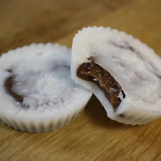 A Dream Come True! Coconut Chocolate Date Cups