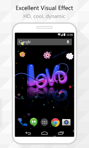 Love Live Wallpapers for Android - Android Live Wallpaper ...