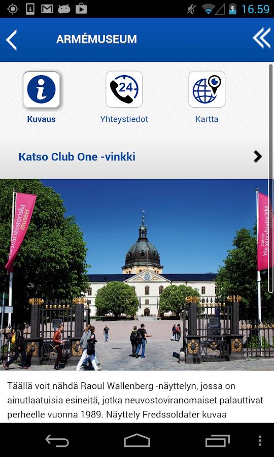 Silja Line Tukholma - screenshot