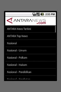 AntaraNews (unofficial) - screenshot thumbnail
