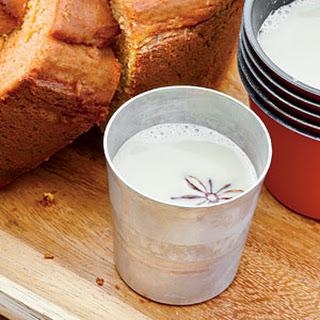 Decadent Chai Latte.