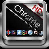 Chrome GO APEX NOVA ADW Theme APK for Blackberry