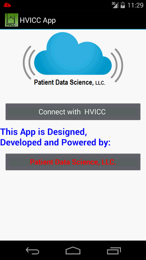HVICC- screenshot