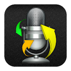 Tag on Voice icon