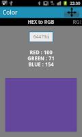 Screenshot of Development Tool