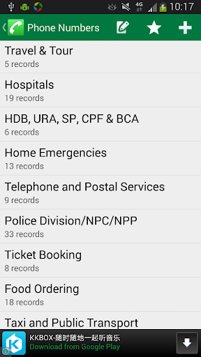 Dublin Phone Numbers