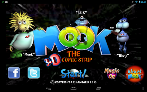 Mook The Comic in 3D (Full) - screenshot thumbnail