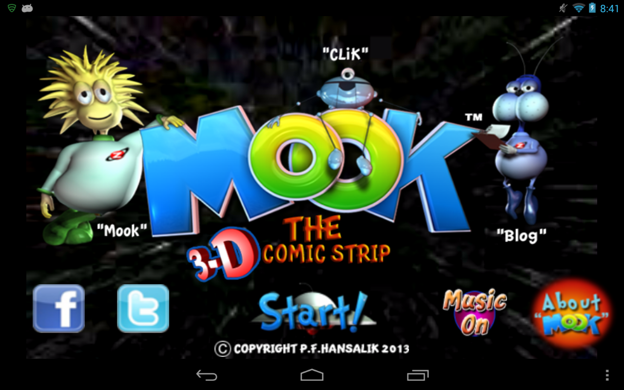 Mook The Comic in 3D (Full) - screenshot