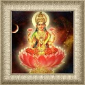 Maa Laxmi 3D Live Wallpaper icon