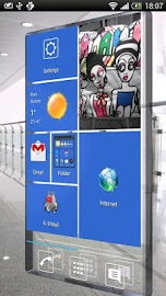 VIRE Launcher Screenshot 1
