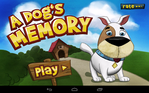 A Dog's Memory for Kids Free - screenshot thumbnail