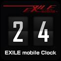 EXILE mobile Clock icon
