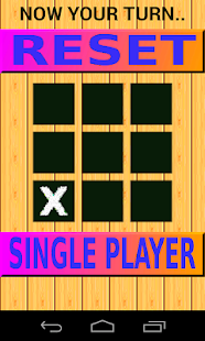 Impossible To Win-Tic Tac Toe- screenshot thumbnail