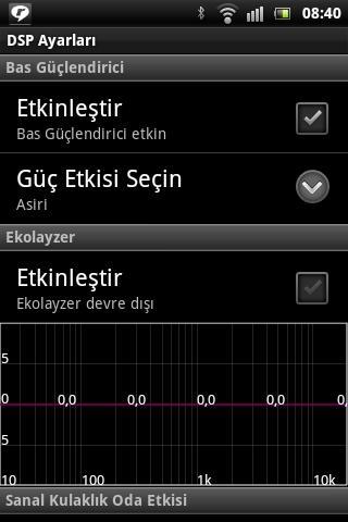 Ekolayzer- screenshot