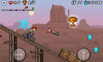 Screenshot of BMX Boy