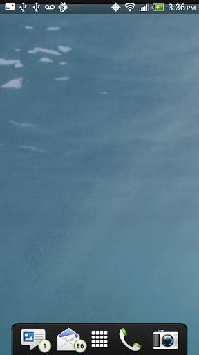 Real Underwater Live Wallpaper