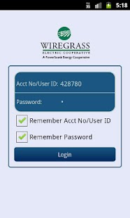 Wiregrass Electric - screenshot thumbnail