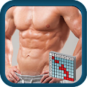 Abs & Chest Workouts icon