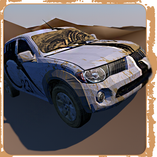 Off-Road 4x4 3D LOGO-APP點子