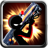 Stickman Sniper Assassin Game