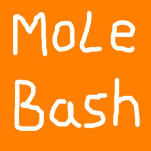 Mole Bash LOGO-APP點子