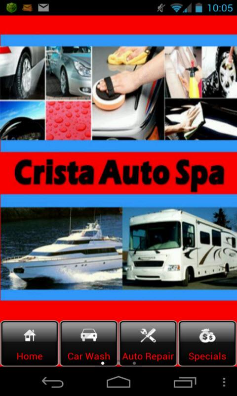 Crista Auto Spa - screenshot