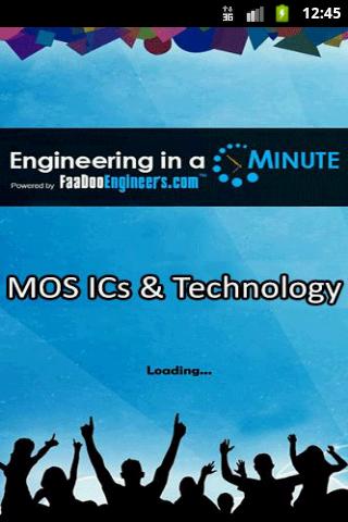 MOS ICs Technology-1