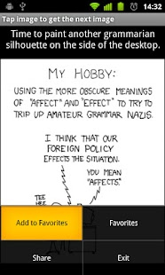 XKCD - screenshot thumbnail