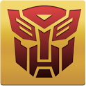 Transformers clock widget icon