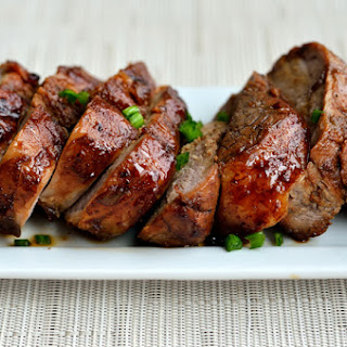 Paleo Pork Char Sui