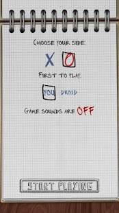 Bluetooth Tic Tac Toe Free- screenshot thumbnail