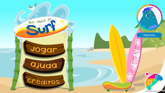 Nas ondas do Surf - Yupi Play- screenshot thumbnail