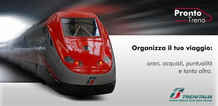 Pronto Treno Trenitalia