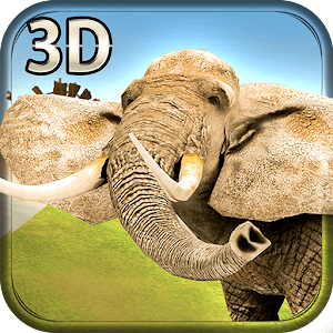 Baby Elephant Simulator 3D for PC and MAC
