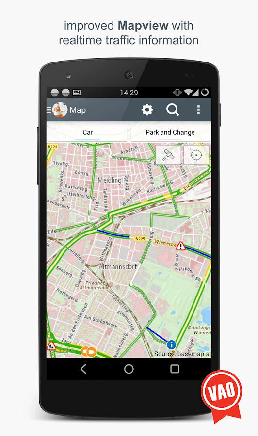Unterwegs - screenshot
